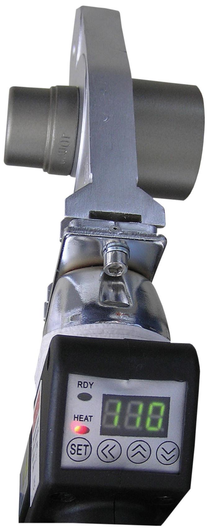 Heizelement Werkstatt bis DA 125 mm