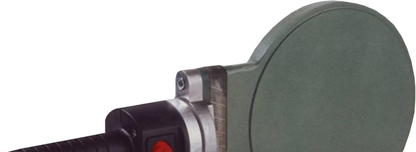 WIDOS Kunststoffschweißmaschine Handheizelement bis 280