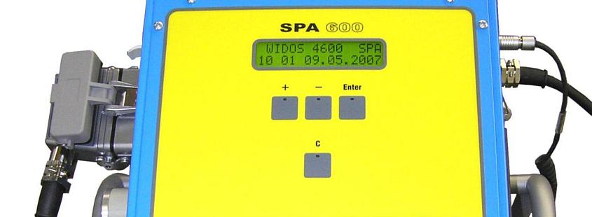 Kunststoffschweißmaschine Baustelle bis DA 1200