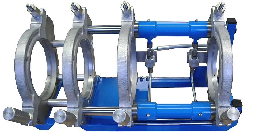 Kunststoffschweißmaschine Baustelle bis DA 160