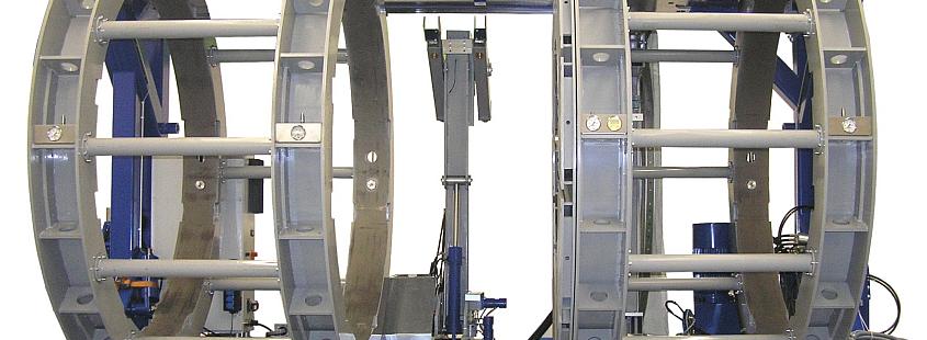 Kunststoffschweißmaschine Baustelle bis DA 2500