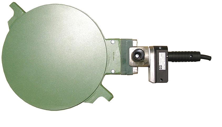 Kunststoffschweißmaschine Baustelle bis DA 315