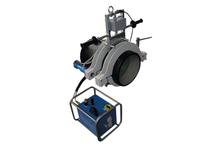 Kunststoffschweißmaschine Baustelle bis DA 450