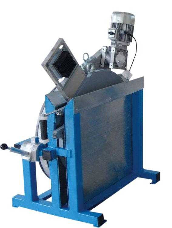 Kunststoffschweißmaschine Baustelle bis DA 630