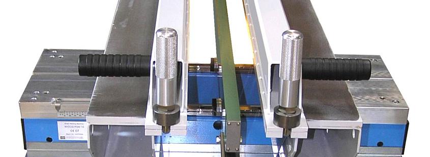 Kunststoffschweißmaschine Werkstatt bis 1000