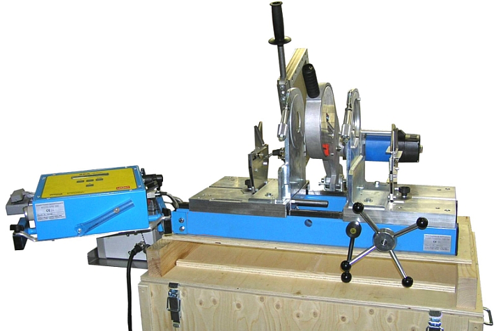 Kunststoffschweißmaschine Werkstatt bis DA 160