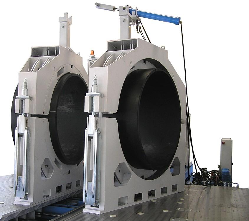 Kunststoffschweißmaschine Werkstatt bis DA 2400