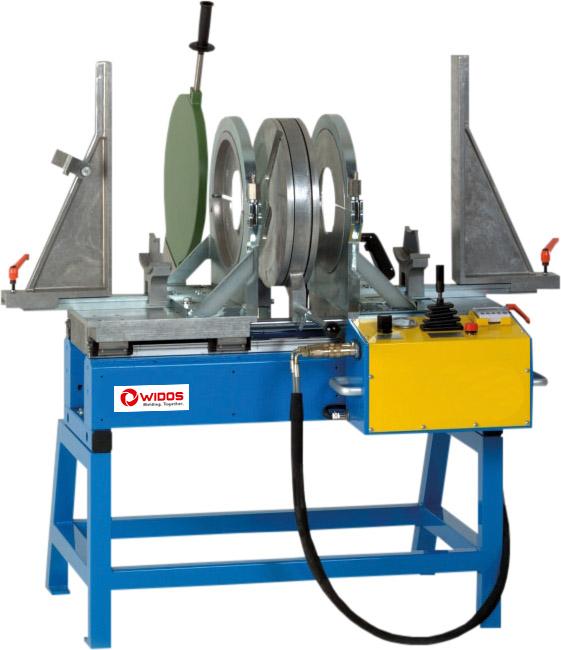Kunststoffschweißmaschine Werkstatt bis DA 315