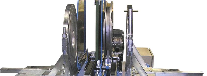Kunststoffschweißmaschine Werkstatt bis DA 500