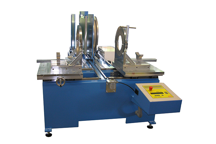 Kunststoffschweissmaschine Werkstatt bis DA 500