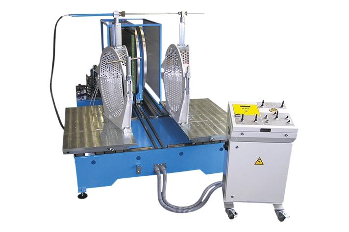 Kunststoffschweißmaschine Werkstatt bis DA 630