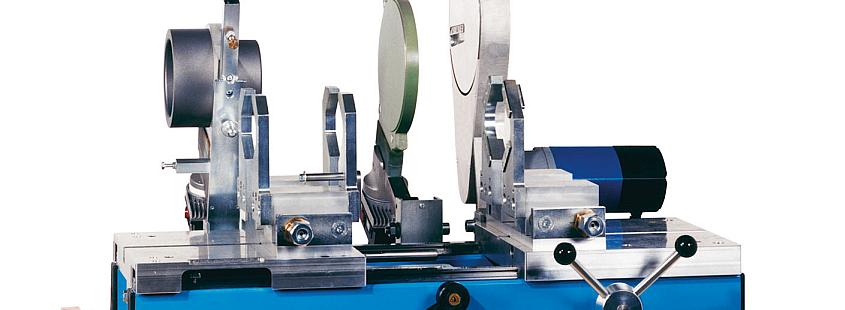 Máquina soldadora de plástico taller hasta DE 160 mm