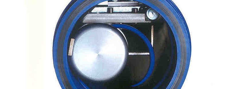 WIDOS Kunststoffschweißen Schweißnahtbearbeitung Innenwulstentferner 160