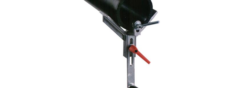 WIDOS Kunststoffschweißen Werkzeug Rohranschräggerät