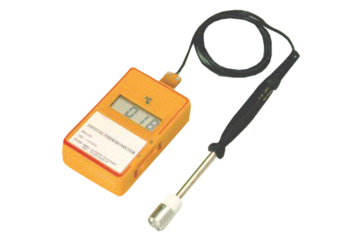 WIDOS plastic welding accessories thermometer