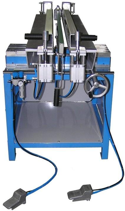 Kunststoffschweißmaschine Werkstatt bis 1500