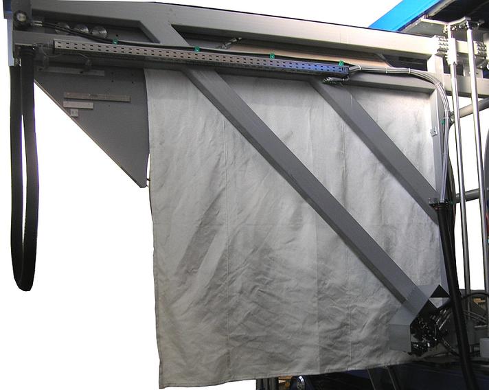 Machine de soudage plastique chantier jusqu'au DE 2500 mm