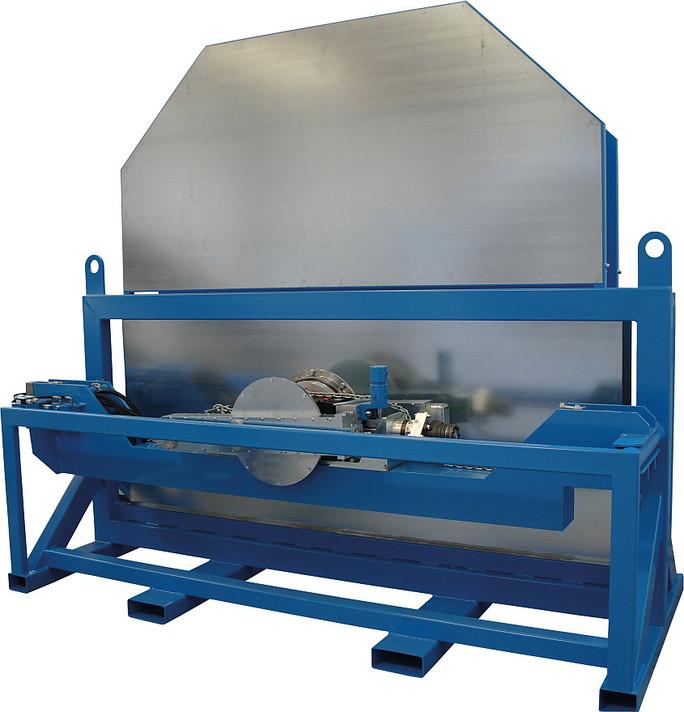 Kunststoffschweißmaschine Baustelle bis DA 2600