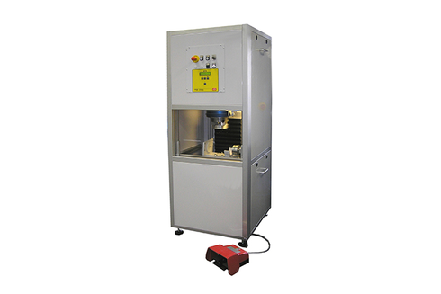 Plastic welding machine friction welding