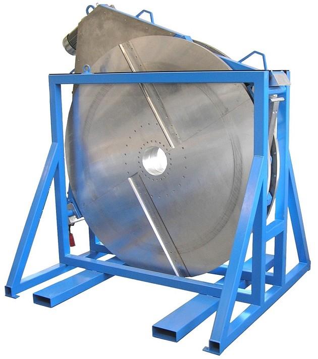 Kunststoffschweißmaschine Baustelle bis DA 2400
