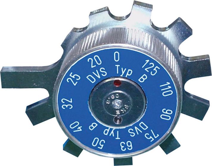 Kunststoffschweißmaschine Werkstatt bis DA 125