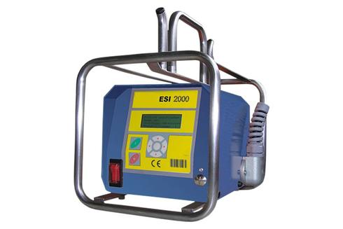 Máquina soldadora de plástico obra soldadura electro por uniones