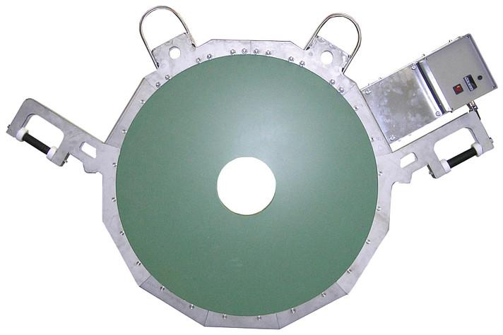 Kunststoffschweißmaschine Baustelle bis DA 800