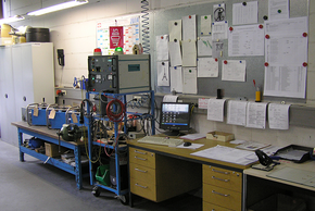 WIDOS plastic welding maintenance