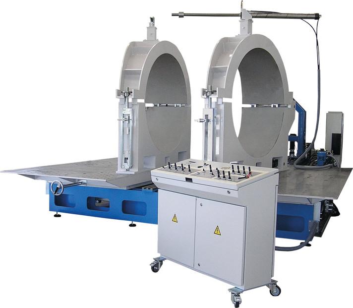 Kunststoffschweissmaschine Werkstatt bis DA 1200