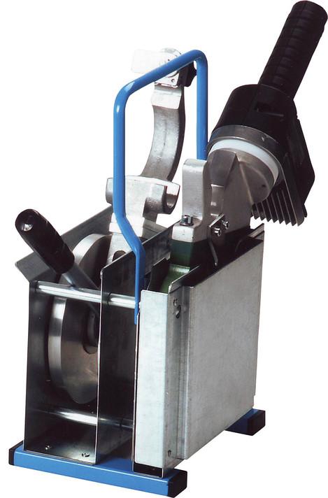 Kunststoffschweißmaschine Baustelle bis DA 110