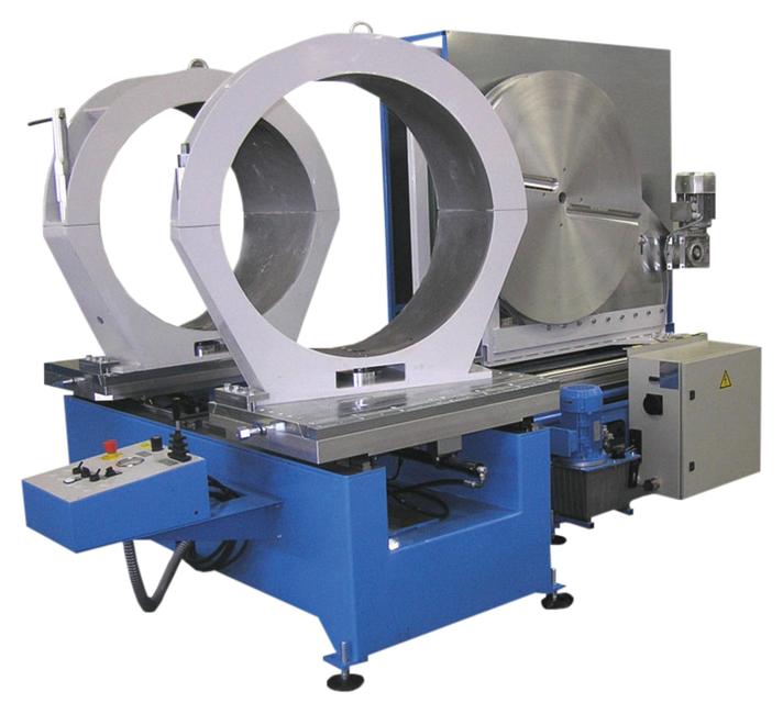 Máquina soldadora de plástico taller hasta DE 630 mm