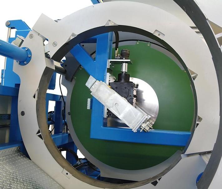 Kunststoffschweißmaschine Baustelle bis DA 1600