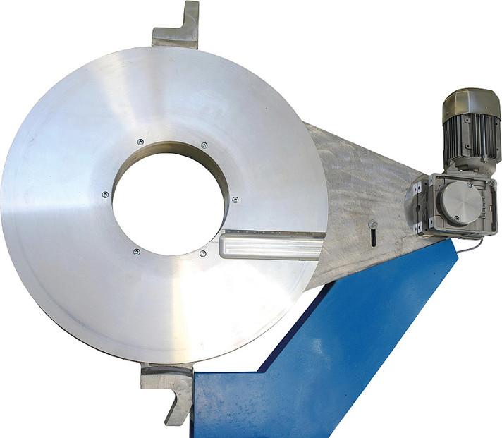 Kunststoffschweißmaschine Baustelle bis DA 1000