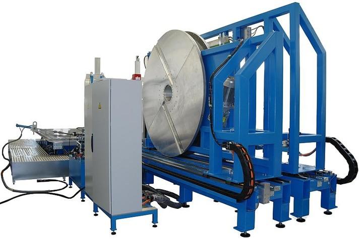 Kunststoffschweißmaschine Werkstatt bis DA 1600