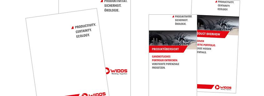 WIDOS plastic welding downloads brochures