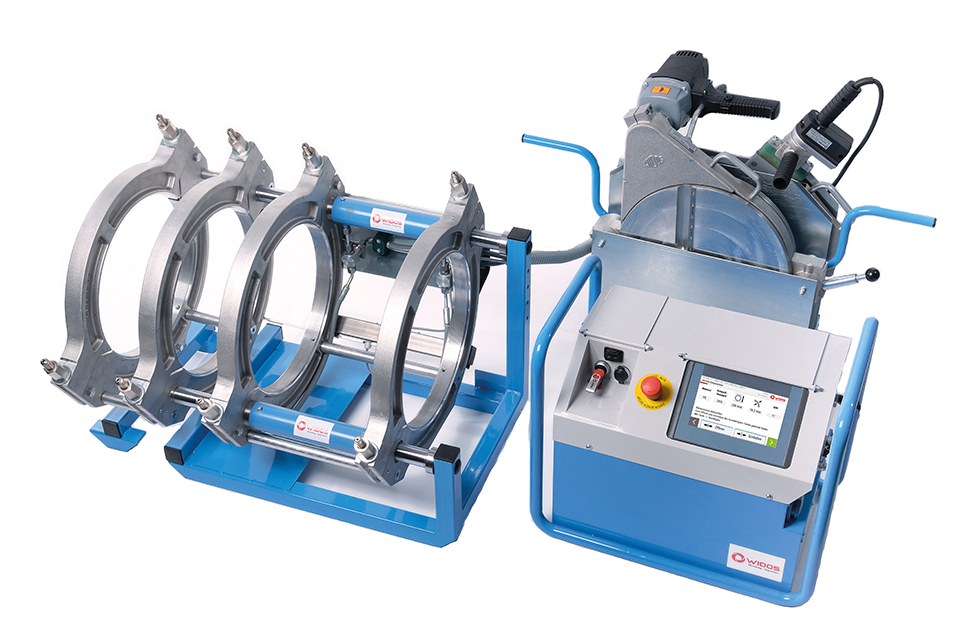 WIDOS welding machines for plastic pipes - WIDOS