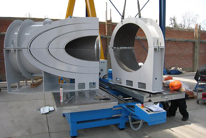 WIDOS plastic welding technology