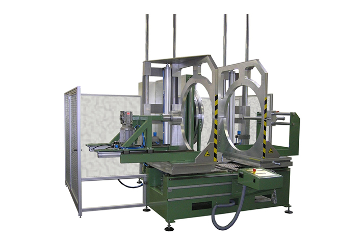 Plastic welding special machines