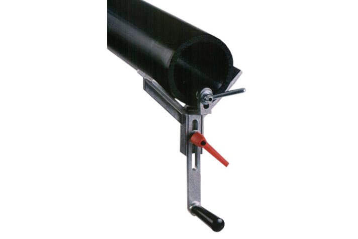 WIDOS Kunststoffschweißen Werkzeug Rohranschräggerät (t)