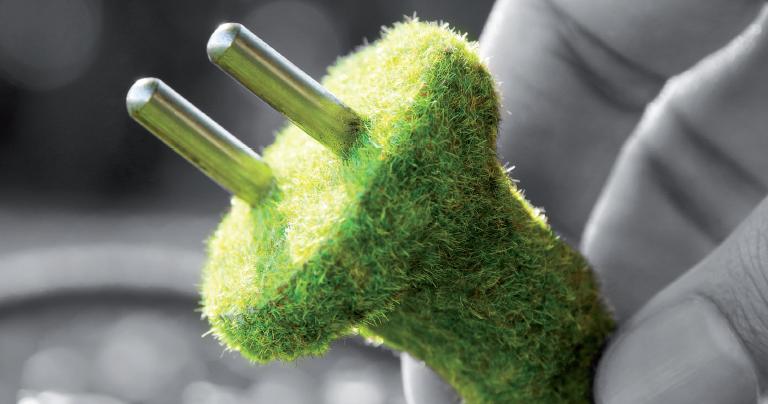 Mehr Ökologie mit WIDOS Kunststoffschweißmaschinen.