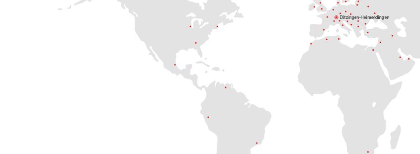 WIDOS Amérique centrale