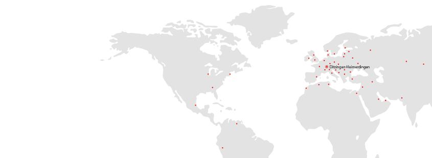 WIDOS Amérique du Nord
