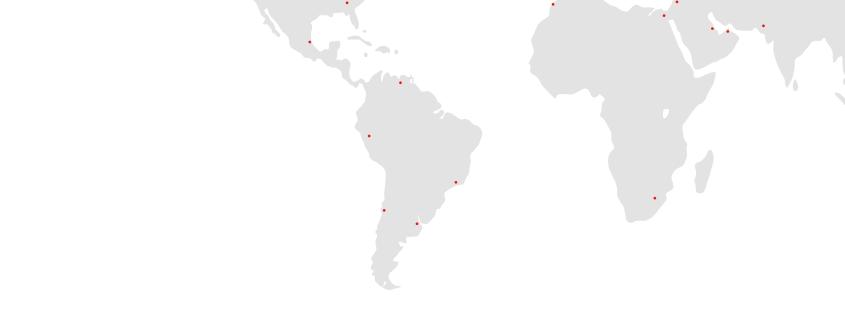 WIDOS Amérique du Sud