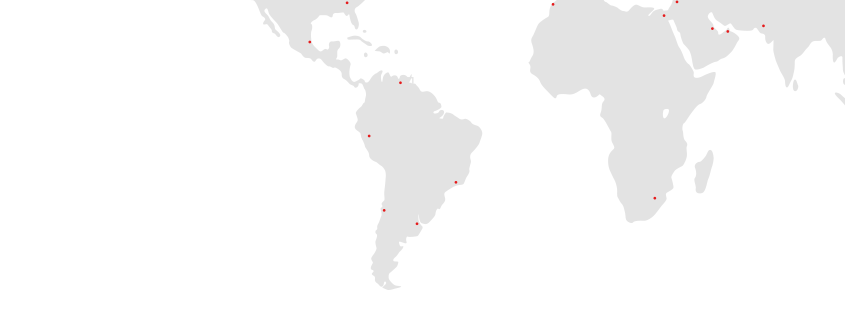 WIDOS América del Sur